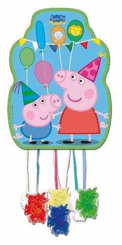 UPC 720825786674, Peppa Pig Pinata (17x12in)