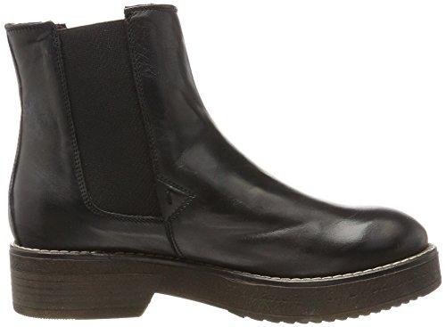 Manas Ankle boot 112D2310BKY Herren Stiefel Schwarz (Nero)
