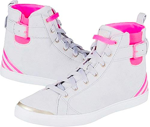 Gris Pink Zapatillas Adidas Mujer amp; Para Ante De Grey qXvvF8w