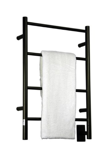 Amba Electric Wall Mount Jeeves I Straight Towel Warmers Oil Rubbed Bronze ()