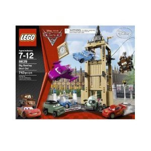 Lego Cars Big Bentley Bust Out 8639 by LEGO