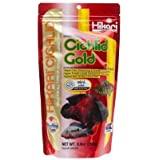 Hikari Cichlid Gold Mini Pellet Aquarium Fish Food, 250 g