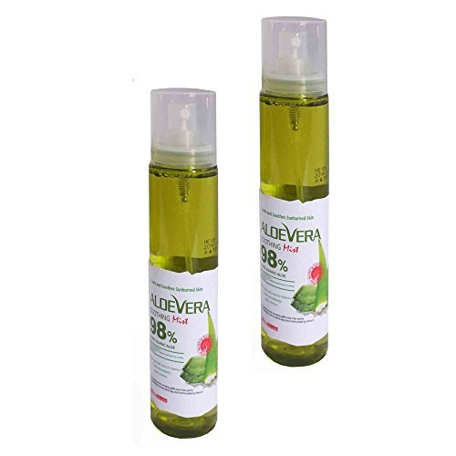 BioMiracle Organic Aloe Mist Spray, ()