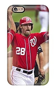 Rosemary M. Carollo's Shop New Style washington nationals MLB Sports & Colleges best iPhone 6 cases 8682640K272866983