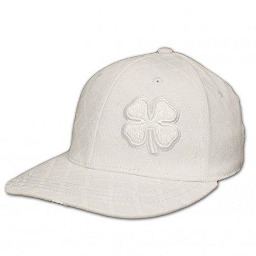 新しいブラッククローバーLive LuckyチェーンリンクホワイトFitted Small帽子/キャップ
