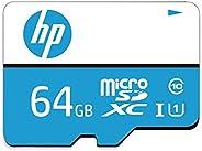 Cartao De Memoria Micro Sd 64Gb C10 U1 Hp, Hp, Cartões Sd