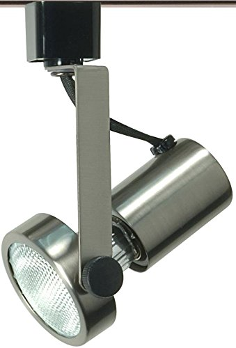 nuvo lighting th300 gimbal ring head track lighting heads amazon com