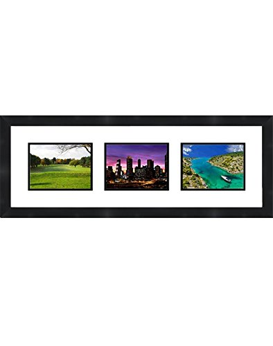 Amazon.com - Frames By Mail Triple Square Opening Collage Frame for ...