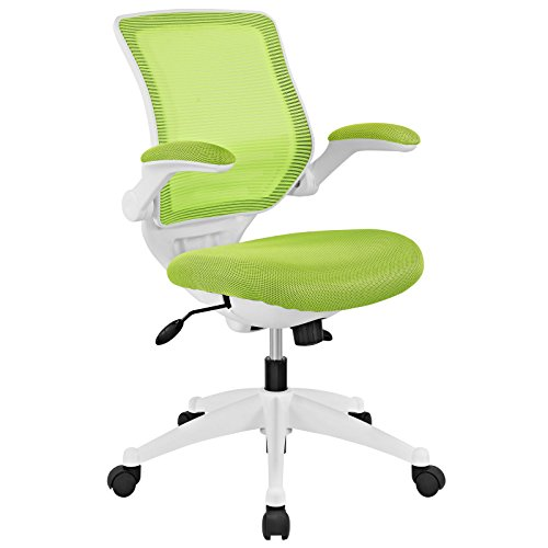 modway-edge-white-base-office-chair-in-green
