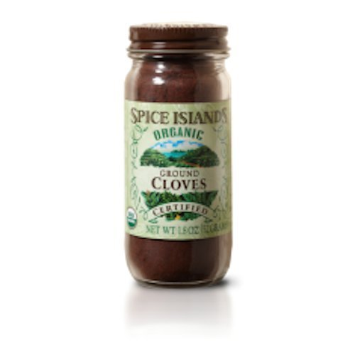 Organic Ground Cloves, 1.8 Oz