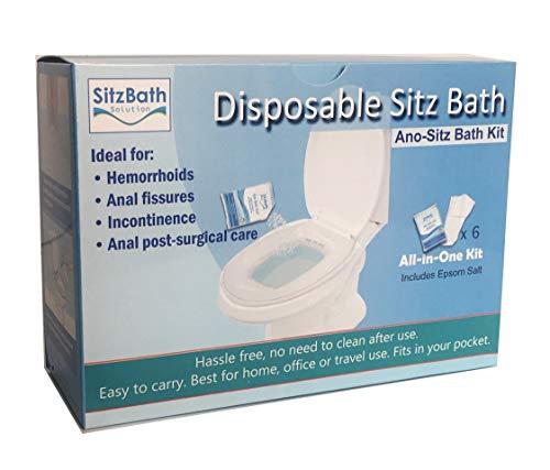 Ano Sitz Bath Kit