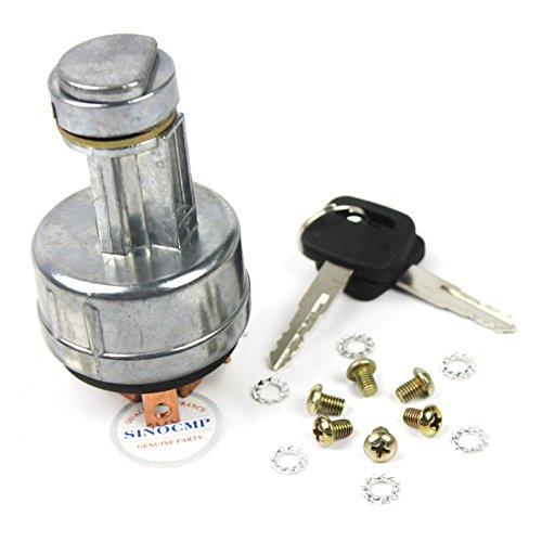 komatsu ignition switch - 8