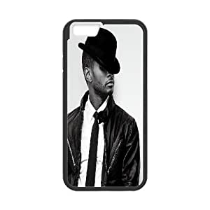 """Qxhu Usher patterns Cell Phone Cover Case for Iphone6 4.7"""""""