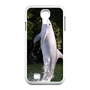 Dolphins ZLB810838 Customized Case for SamSung Galaxy S4 I9500, SamSung Galaxy S4 I9500 Case