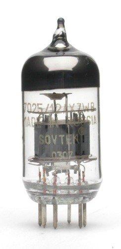Sovtek 12AX7WB / 7025 Vacuum Tube by Sovtek