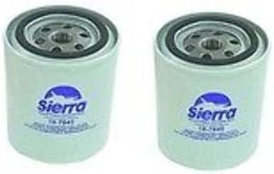 2PACK FUEL WATER SEPARATING FILTER  SIERRA 18-7945