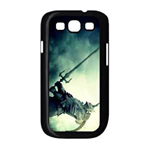 Demonio de Almas 1 Samsung Galaxy S3 9300 caja del teléfono celular funda Negro caja del teléfono celular Funda Cubierta EEECBCAAB07236