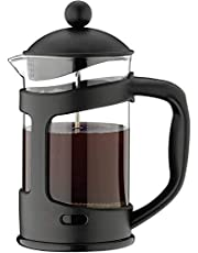 Press Coffee Maker (600ml) Insulated Coffee Press with 2-Layered Filter Structure