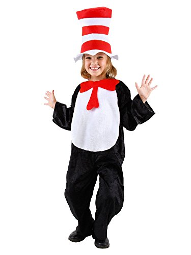 elope - Cat In Hat Toddler Costume