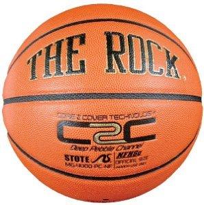 The Rock MG-4040 Junior Basketball with Random Logos