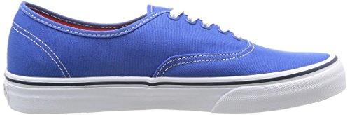 810aa5404f 85%OFF Vans Unisex Authentic Pop Lace Sneakers Strong Blue nasturtium