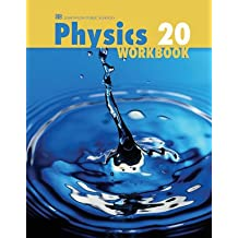Physics 20 Student Book + CD-ROM w/Extras