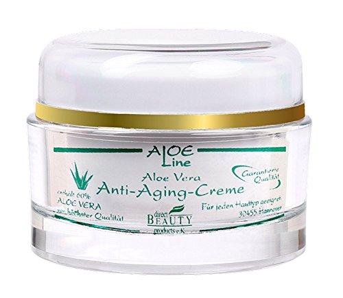Aloe Vera Anti Aging Gesichtscreme