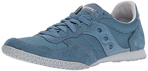 Saucony Originals Mens Bullet Classic Sneaker, Bleu, 37.5 D(M) EU/4 D(M) UK
