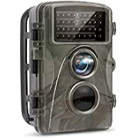 TEC.BEAN Trail Camera 12MP 1080P 2.3 Inch LCD Screen Full...