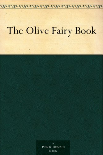 The Olive Fairy Book by [Lang, Andrew]