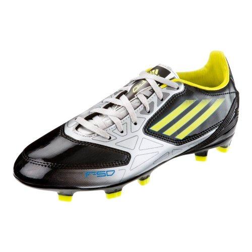 adidas Kinder-Fußballschuh F10 TRX FG J (black/met