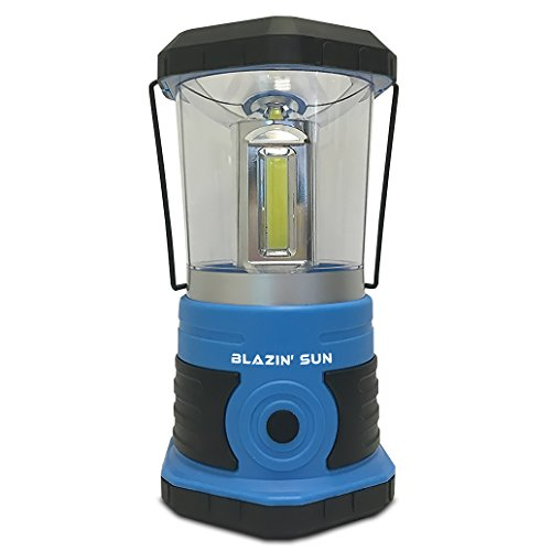 Blazin' Sun - Brightest Battery Powered LED Camping Hurri...