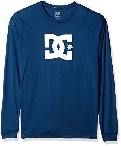 leeve Logo Tee Shirt, Sodalite Blue, M ()