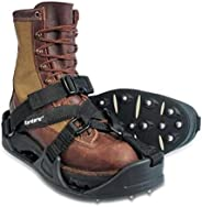 Korkers Men's Worktrax Regular Push Through Steel Spikes Cleats