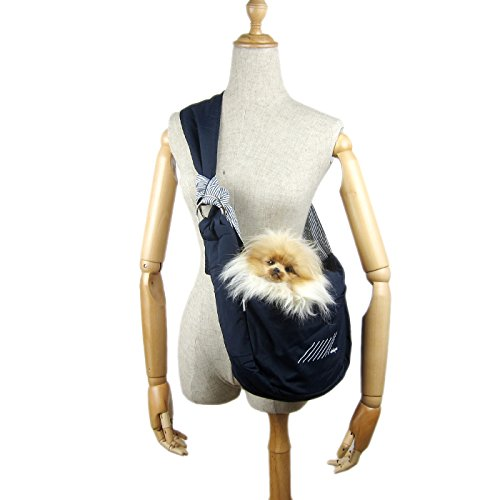 Alfie-Pet-by-Petoga-Couture-Carmel-Pet-Sling-Carrier-with-Adjustable-Strap
