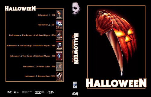 Halloween: The Complete (Halloween Movies The Complete Collection)