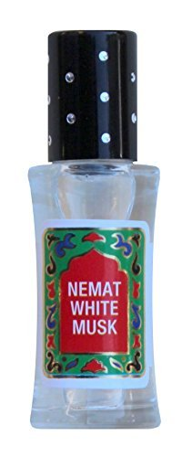 Nemat Fragrances - White Musk Perfume Oil (10ml / .34fl Oz) by Nemat