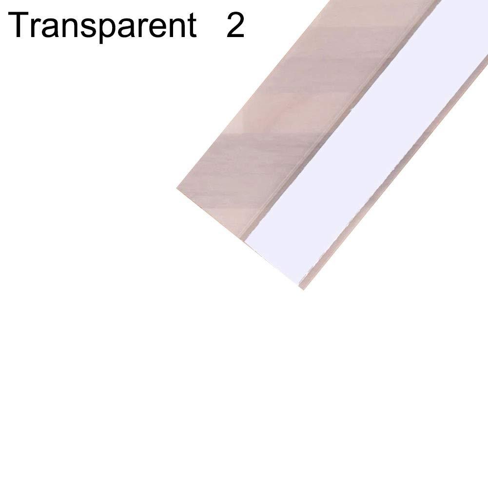 Tira de Sellado para mampara de Ducha 5 m, Silicona Blanco 1 Silicona FINIVE