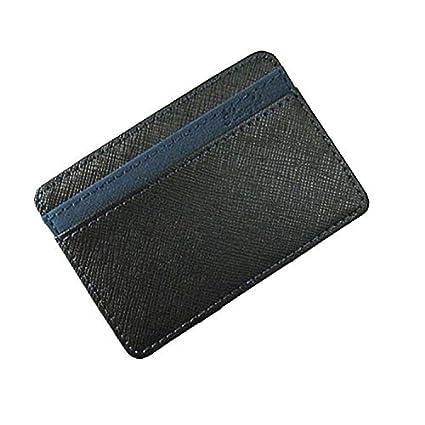 Men Magic Wallet Slim Elastic Money Bag Front Pocket Wallets Female Business Card Holder Small Portafoglio