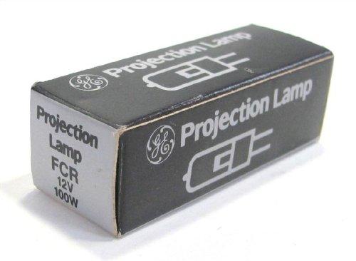 GE FCR Projection Lamp, 12V 100W