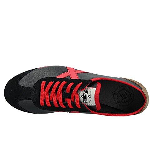 77dwrpcq Rojo Hombre Negro Osaka Zapatillas Munich 339 UYZf5xFqw