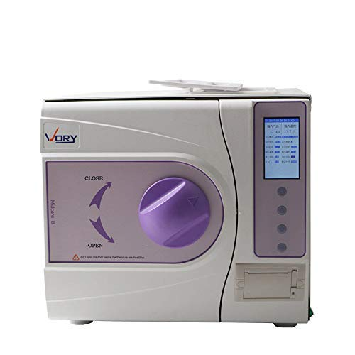 Alkita 23L LCD Vacuum Autoclave Automatic Steam Machine with