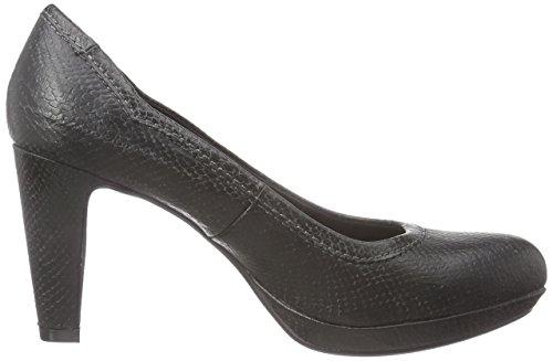 negro V4962PR6R mujer material para sintético Zapatos bugatti vestir negro de de vnFnqUH