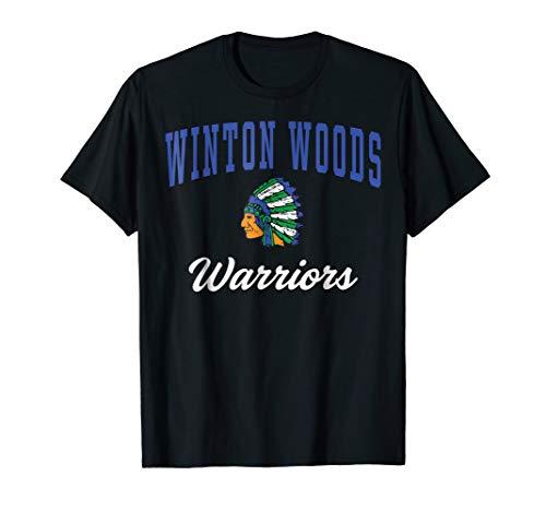 Winton Woods High School Warriors T-Shirt C3
