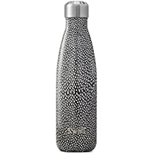 S'well Vacuum Insulated Stainless Steel Water Bottle, 17 oz, Stingray