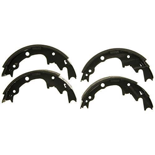 Wagner  Z769R Riveted Brake Shoe Set, Rear