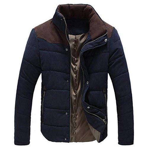 Mens Jackets and Coats Veste Doudoune Homme hiver Marque Casaco Inverno Masculino