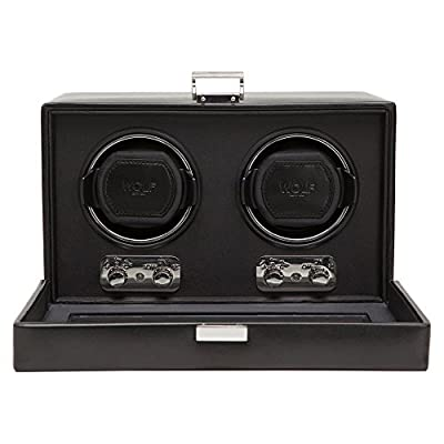 WOLF Heritage Double Watch Winder