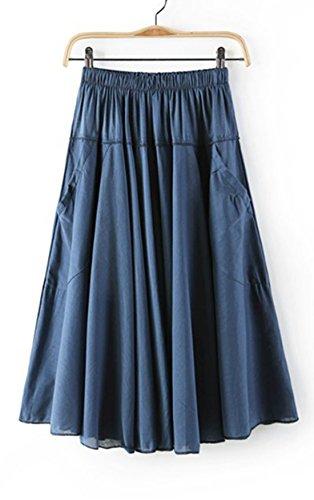 90 In Denim Blue Jean - 8