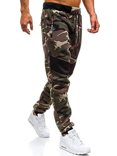 Homme Military Khaki 6f6 Pantalons Sport – tc873 Jogging Bolf Motif Training De zXv8qxw
